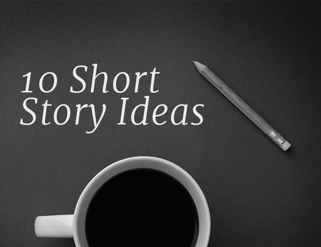10 Short Story Ideas Png